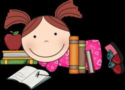 Reading_Susie_2.png (1836×1323)   Clip Art--School   Pinterest ...