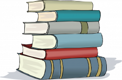 Clipart Of Books In A Library at GetDrawings.com | Free for personal ...