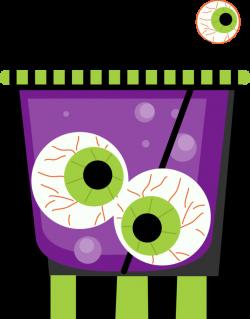 HALLOWEEN DRINK CLIP ART | CLIP ART - HALLOWEEN 1 - CLIPART ...