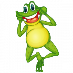 Funny Frog Cartoon Animal Clip Art Images.All Funny Frog Animal ...