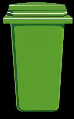 Free Image on Pixabay - Green, Trash, Bin, Can, Plastic | Pinterest ...