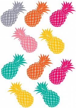 Tropical Punch Pineapples Accents | Pinterest | Bulletin board ...