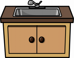28+ Collection of Kitchen Sink Clipart | High quality, free cliparts ...