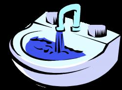Adorable Bathroom Sink Clipart => https://smsmls.com/26117/bathroom ...