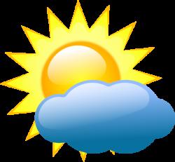 SUMMER SUN AND CLOUD CLIP ART | CLIP ART - SUMMER - CLIPART ...