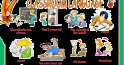 English is fun!: Classrooms Language