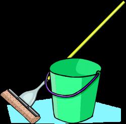Mop And Bucket Clip Art at Clker.com - vector clip art online ...
