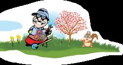 Spring Yard Cleaning - Raking, Trimming & Edging - St Paul, Mn