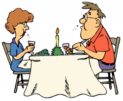 Dinner Table Clip Art | Clipart Panda - Free Clipart Images