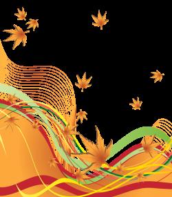 Autumn Decorative Border PNG Clipart Image | Ősz/Fall | Pinterest ...