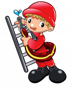 1.png | Pinterest | Clip art, Firemen and Fire fighters