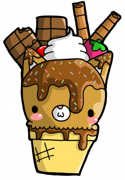 Foxy Fudge Ice Cream by Crystal-Moore.deviantart.com on @deviantART ...
