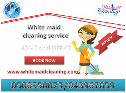 We are professional cleaning company in Dubai providing maid ...