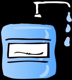 Hand Sanitizer Clipart - Free Clip Art Images | diaper art ...