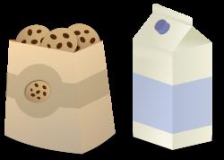 Clipart milk low fat milk - Graphics - Illustrations - Free Download ...
