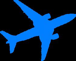 Airplane Clip Art at Clker.com - vector clip art online, royalty ...