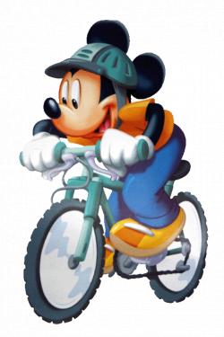 Mickey Bike 2 | Disney | Pinterest | Mickey mouse, Mice and Cartoon