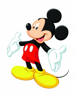 Mickey Mouse PNG images free download