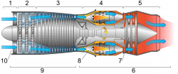 Jet Engine Drawing at GetDrawings.com | Free for personal use Jet ...