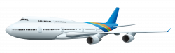 Plane Transparent PNG Vector Clipart | Pleasant to Behold ...