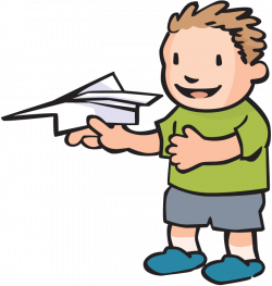 Image of Paper Airplane Clipart #10643, Paper Airplane Clipart ...