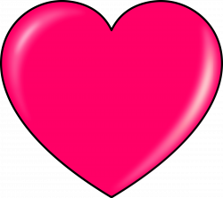 pink heart picture - Acur.lunamedia.co