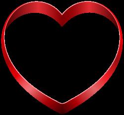 Transparent Heart Png Clipart | jokingart.com Heart Clipart