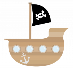 Pirate Ship Clipart - Clipart Kid | story | Pinterest | Pirate ships ...