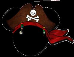 Imagens, Molduras e Rótulos para festa do Mickey Pirata! | Pinterest ...
