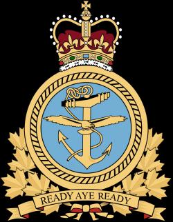 Badge of the Royal Canadian Navy | Canada II | Pinterest | Royal ...