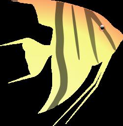 Angel Fish Clip Art at Clker.com - vector clip art online, royalty ...