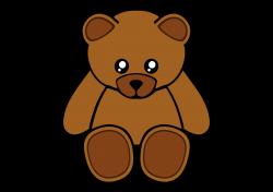 teddy bear clip art | clipartist.net | Clip Arts | Pinterest | Clip ...