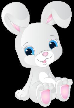 Cute Bunny PNG Clip Art Image   easter   Pinterest   Art images ...