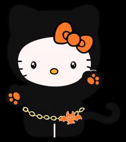 Hello Kitty Halloween Clip Art | Hello, Halloween Kitty by ~shynies ...