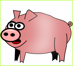 Flying Pig Clipart at GetDrawings.com | Free for personal use Flying ...