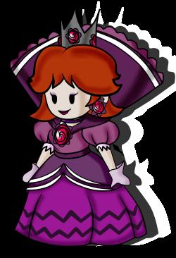 Image - Shadow Daisy (Paper).png   Super Mario Fanon   FANDOM ...