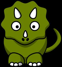 Cartoon Dinosaur Pictures | Studiofibonacci Cartoon Triceratops clip ...