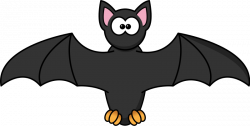 Learn About Nature | Free Bat Clip Arts - Learn About Nature