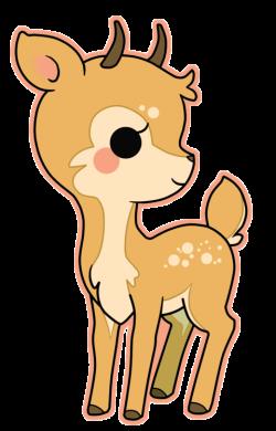 kawaii deer - Google Search | Kawaii | Pinterest | Kawaii, Deer art ...