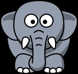 Animal Elephant Cartoon - ClipArt Best | thegioidongvat | Pinterest ...