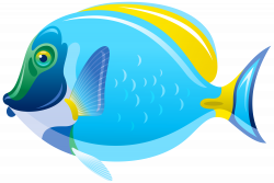 Fish Images Free Clip Art #20351
