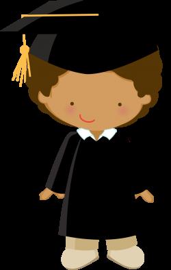 Little Graduate - ZWD_Boy_02_black.png - Minus | clipart | Pinterest ...