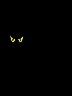 Halloween Black Cat Clipart   Clipart Panda - Free Clipart Images ...