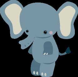 BABY ELEPHANT CLIP ART | CLIP ART - ZOO / JUNGLE ANIMALS - CLIPART ...
