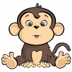 Cartoon Monkeys | ОБЕЗЬЯНКИ | Pinterest | Cartoon monkey, Monkey and ...