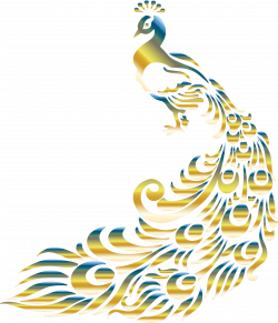 Chromatic Peacock 4 No Background Icons PNG - Free PNG and Icons ...
