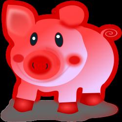 Clipart - piglet