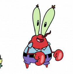 Shiny Claws! GIF ANIMATION TEST (Ft. Plankton) by K1NG-KR3B on ...