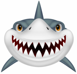 Scary Shark PNG Clipart - Best WEB Clipart