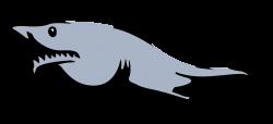 Shark | Free Stock Photo | Illustration of a shark | # 16213